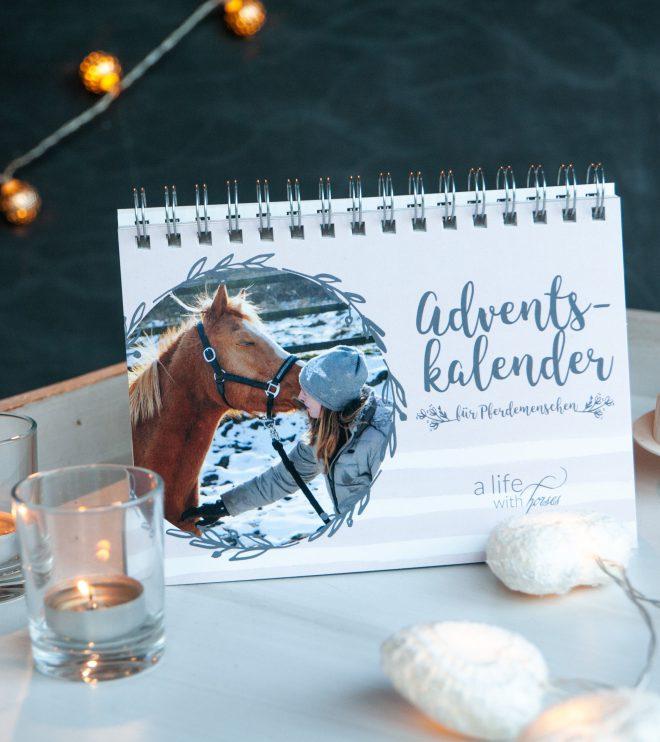 Adventskalender für Pferde-Menschen